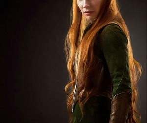 tauriel and the hobbit image