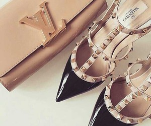 Valentino, shoes, and fashion image