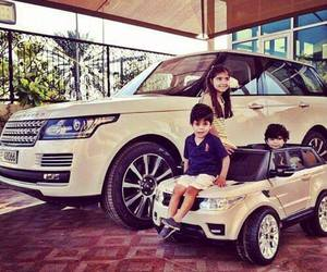car, luxury, and family image