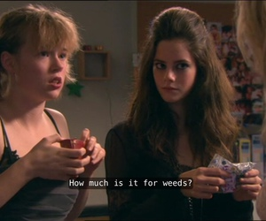 skins, Effy, and drugs image