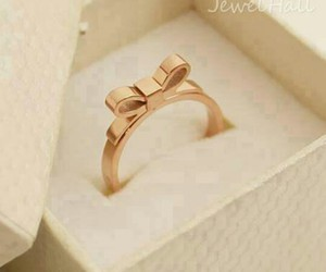 ring, accessories, and bow image