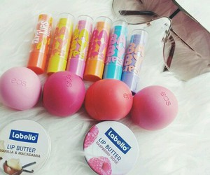 eos, lipbutter, and babylips image