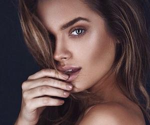 beautiful, girlfriend, and lips image
