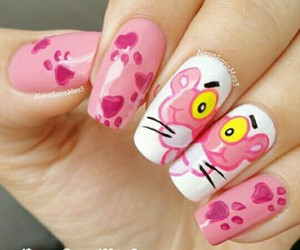 nails and sweet image