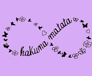 disney, heart, and hakuna matata image