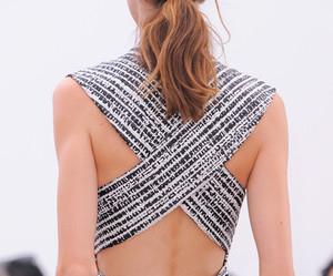 back, chic, and Couture image