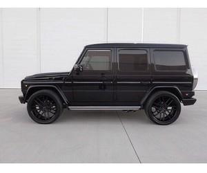 mercedes benz and black car image