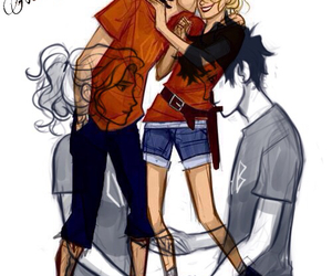 otp, hoo, and annabeth chase image