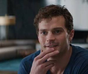 grey, jamie, and fifty shades of grey image