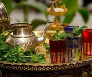 morocco and tea image