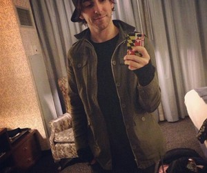 all time low, alex gaskarth, and selfie image