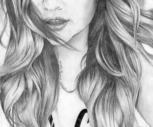pretty little liars, draw, and drawing image