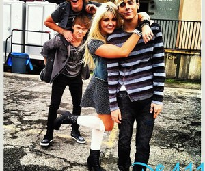 r5, rocky, and riker image