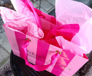 pink, victorias secret, and love image