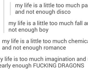 bands, fall out boy, and my chemical romance image