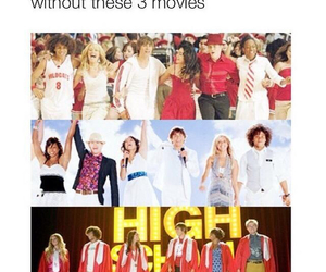 high school musical, childhood, and HSM image