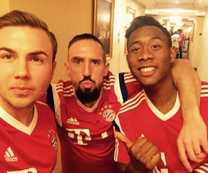 germany, franck ribery, and mario gotze image