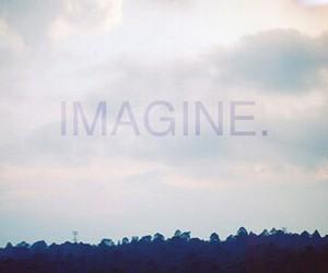 imagine, life, and sky image