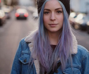 hair, gemma styles, and style image