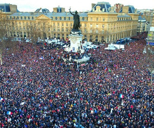 france, freedom, and je suis charlie image