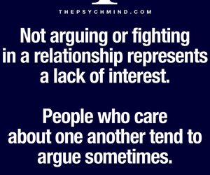 fact, psychology, and Relationship image