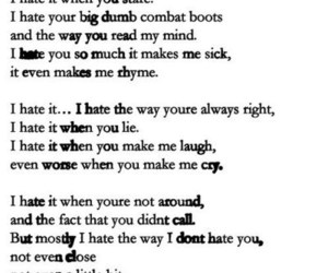 10 things i hate about you, truth, and world image