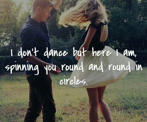 dance, inlove, and boy&girl image