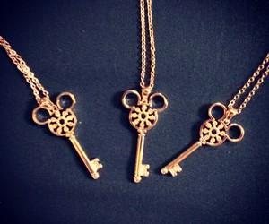 disney, jewerly, and keys image