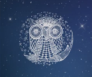 coldplay, ghost stories, and owl image