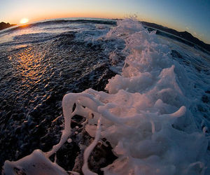 photography, sea, and ocean image