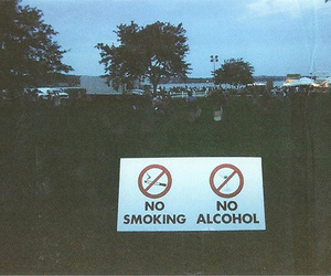 indie, smoking, and alcohol image