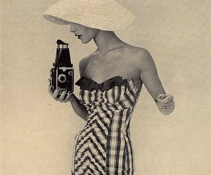 vintage, camera, and pretty image