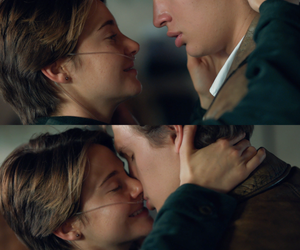 the fault in our stars, tfios, and cute image