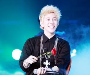 k-pop, kyung, and block b image
