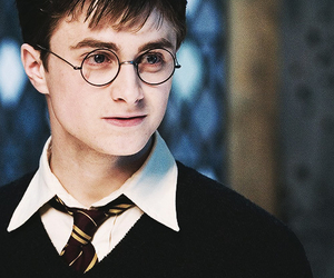 blue eyes, harry potter, and cute image