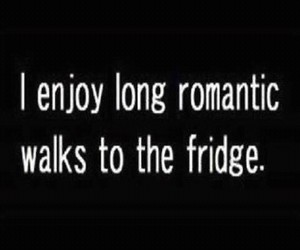 food, fridge, and romantic image