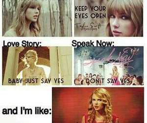 Taylor Swift, songs, and love story image
