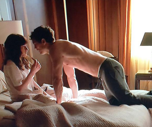 Jamie Dornan, movie, and dakota johnson image