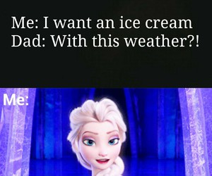 cold, dad, and frozen image