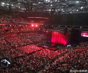 concert, red, and Taylor Swift image