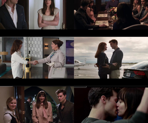 grey, jamie, and christian grey image
