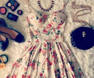 cute dress and outfit image