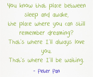 peter pan and quotes image