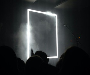the 1975, grunge, and concert image