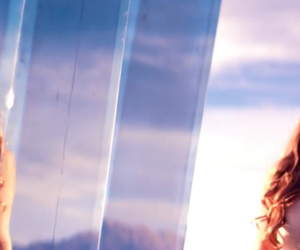 girl, hair, and music video image