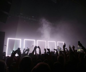 indie, concert, and the 1975 image
