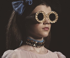 fashion, model, and Viktor and Rolf image