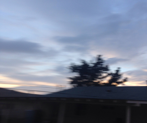 blurry, clouds, and grunge image