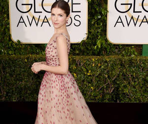red carpet, anna kendrick, and fashion image