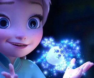 frozen and magic image
